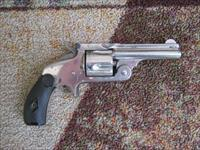SMITH AND WESSON SINGLE ACTION .38 S&W