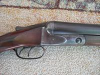 FOX STERLINGWORTH 12 GAUGE EARLY PIN GUN