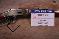 Uberti 1873 in .357 Mag - Color Case Finish