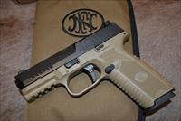 FN 509 - FDE & Black - NEW - FREE Shipping!
