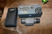 Sig Oscar3 Mini Spotting Scope