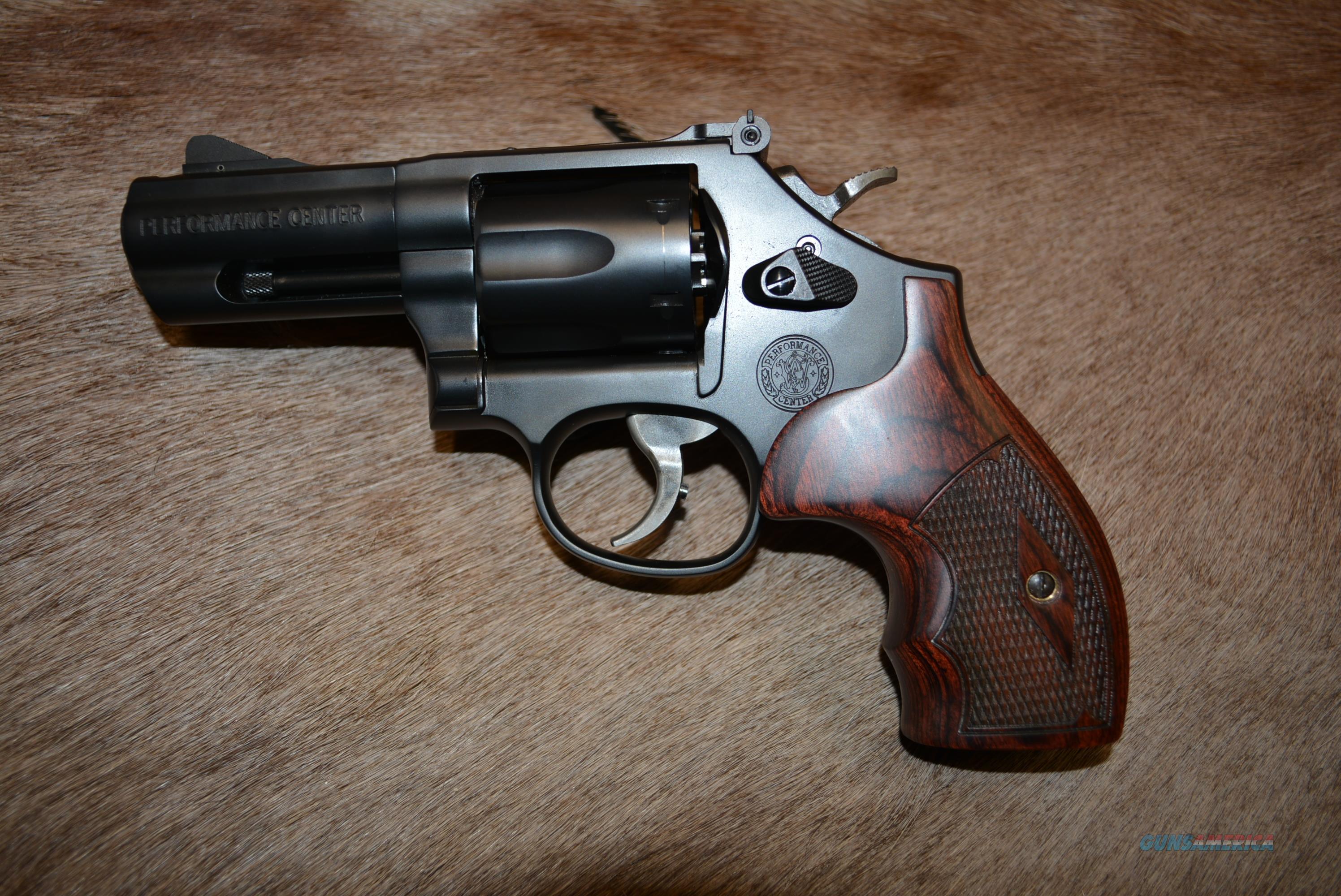 S&W Model 19 3