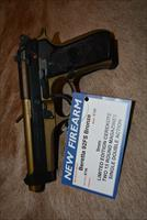 Beretta 92FS Limited Edition Bronze Cerekote Finish