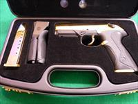 Beretta PX4 Gold Deluxe