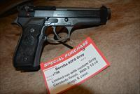 Beretta 92FS Limited Edition Grey Cerekote Finish