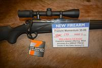 Franchi Momentum 30-06 W/Burris Scope!