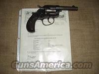 Colt Double Action Sheriffs Model 45 Cal.