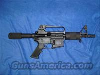 AR 15 pistol by Olympic Arms