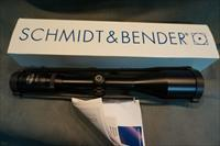Schmidt and Bender 2.5-10x56 O.V.S. NIB