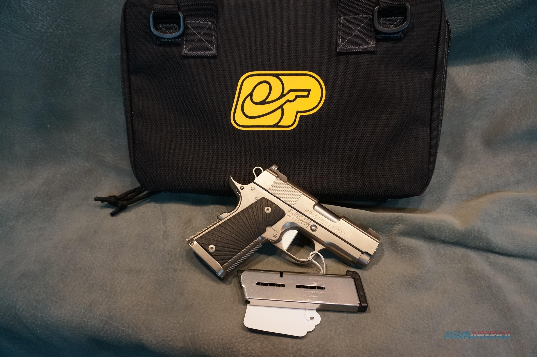 Benchmark Precision Custom Springfield Micro Compact 45ACP