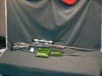 Remington 700BDL Gray Laminate Stainless  375RemUltraMag