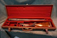 Manton+Co 470Nitro Sidelock Double Rifle