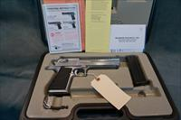 Desert Eagle 357Mag Brushed Chrome ANIB