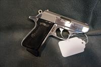 Walther PPKS 380ACP Stainless Steel