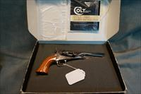 Colt Black Powder Series 1862 Pocket Police NIB