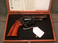 Smith & Wesson Model 57 Factory Engraved 41Mag