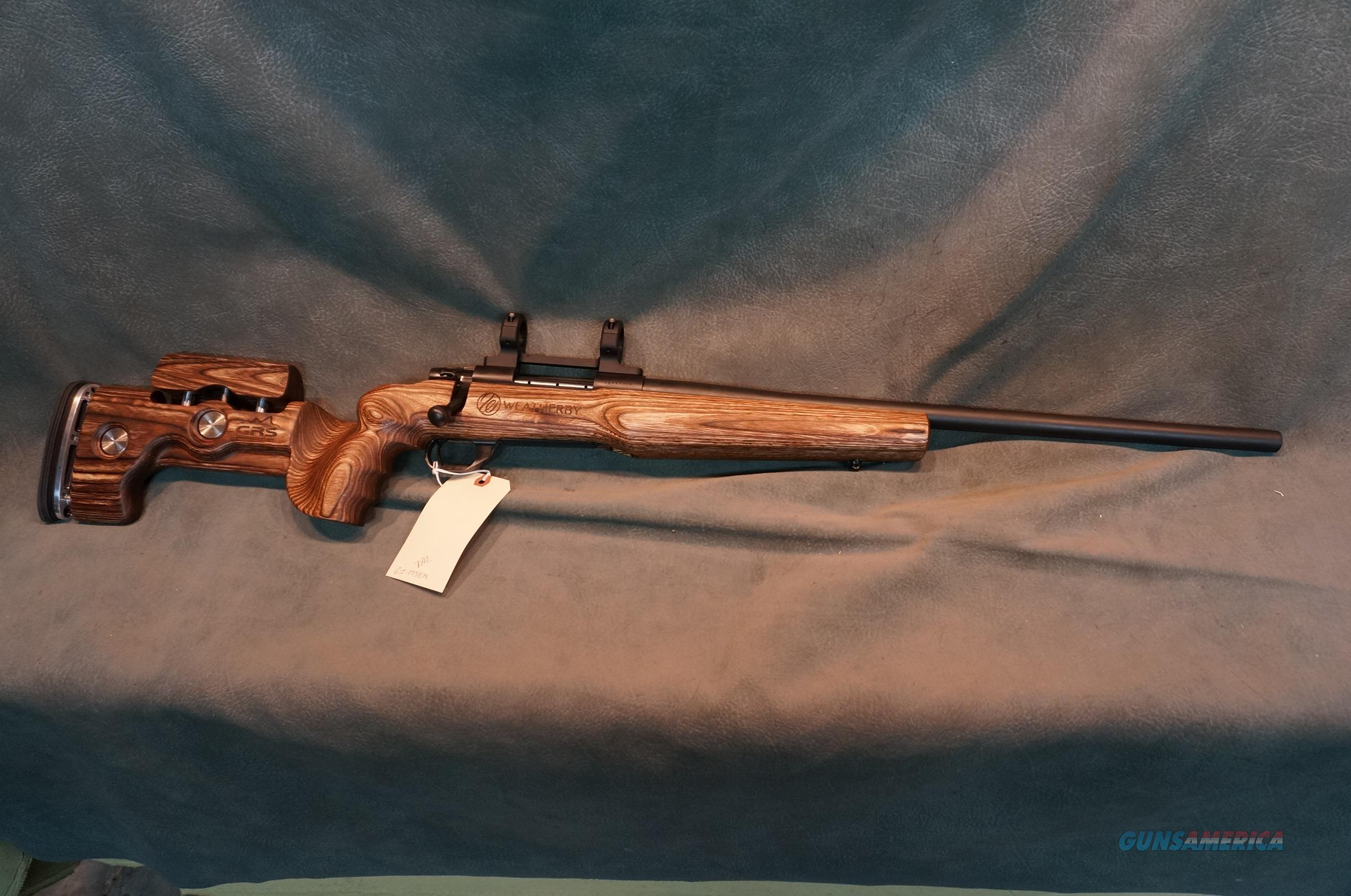 Weatherby Vanguard Tactical 223 Laminate H Bar for sale