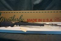 Weatherby Mark V Ultra Lightweight Accumark 240WbyMag NIB