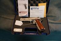 S+W 1911 45ACP stainless steel