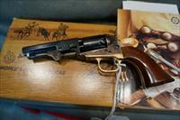 Uberti 1849 Pocket 31cal NIB with balls and wads