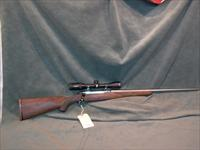 Ruger M77 338WinMag w/scope