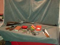 Winchester 1885 High Wall 32-40 w/lots of extras Antique!