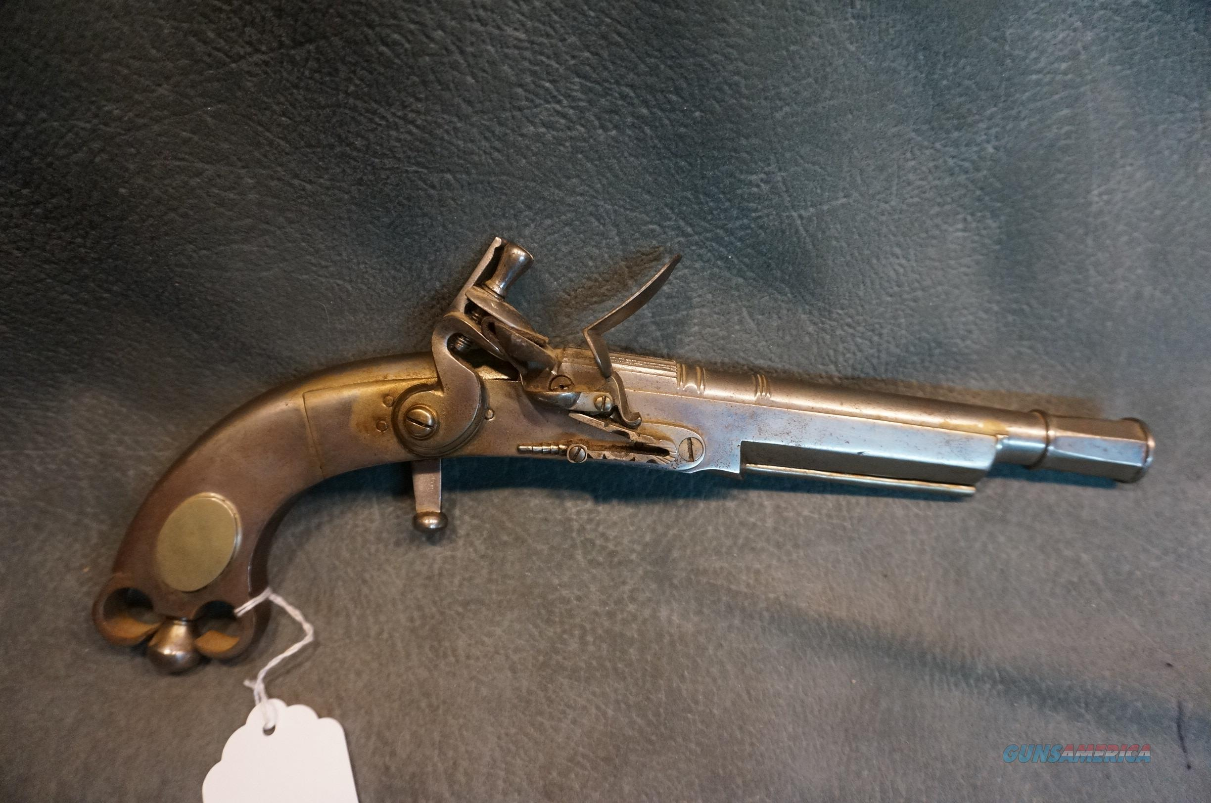 Scottish Black Watch Flintlock 50cal pistol