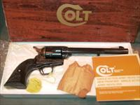 "Colt SAA Early 3rd Generation 45LC 7 1/2"" bbl"