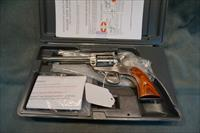 Ruger New Bearcat 22LR Stainless with Adjustable sights NIB Limited Edition