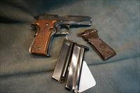 Llama 22LR 1911 style with extras