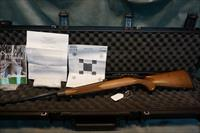 Remington Custom Shop 547 Classic 22S-L-LR NIB w/Deluxe Case