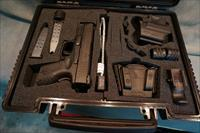 Springfield XDM 40S+W 3.8 with case and extras