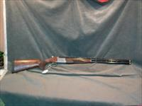 Browning 525 12ga with Grade 5 wood