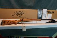 Kimber of Oregon Model 84 Hunter Grade 223 NIB