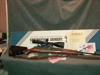 Springfield M1A 308 Loaded Package with SA Scope