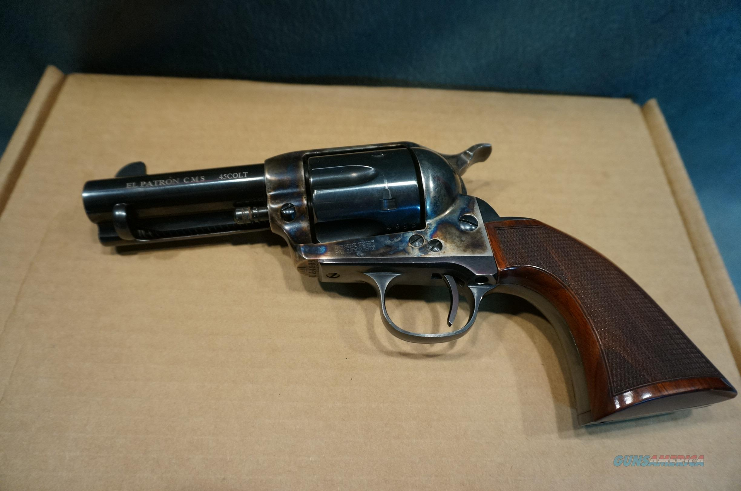 """Schofield Buy Sell Trade >> Uberti Short Stroke CMS Pro 45Colt 3.5"""" for sale"""