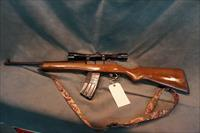 Ruger Mini 14 Ranch Rifle 223 with Redfield scope