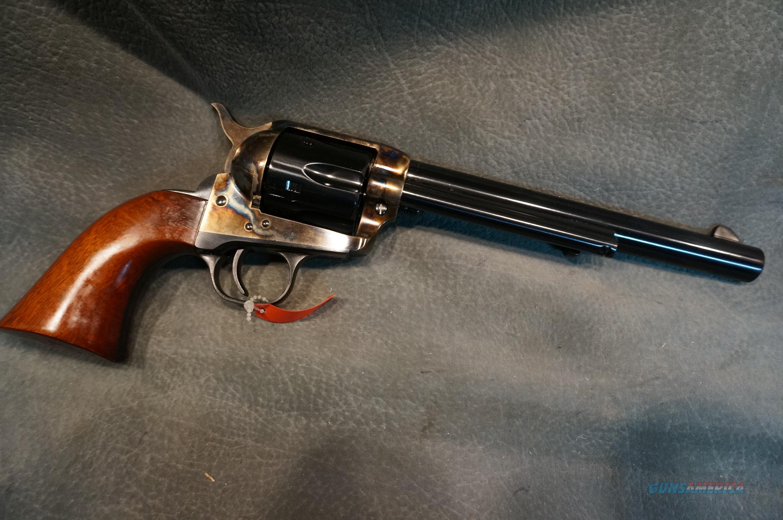 "Schofield Buy Sell Trade >> Uberti 1873 Cattleman Horseman 357Mag 7 1/2"" bb... for sale"