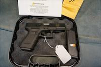 Glock Model 23 40S+W Limited Gold Edition ANIB