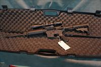 Stag Model 2 L 5.56 left hand AR15 with Nikon scope