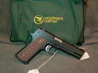 Nighthawk Heine Signature Series Competition 9mm