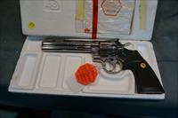 "Colt Python 357Mag 6"" Bright Stainless new"