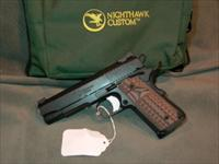 Nighthawk Custom Chris Costa Compact 45ACP