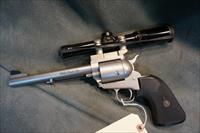 "Freedom Arms M83 454Casull 7 1/2"" w/scope and 45LC Cylinder"