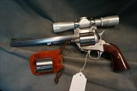 Freedom Arms M83 Premier 454Casull with 45 cylinder