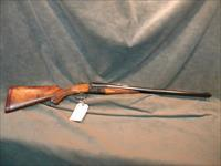 Morcco 470 Nitro Double Rifle