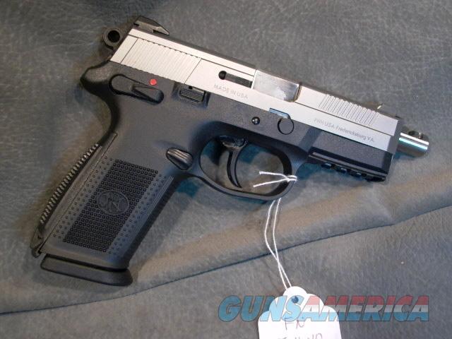 Fn 357 Sig Pistol - ExtraVital Fasion