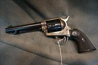 Colt SAA 38Sp 1956 1st year 5 1/2