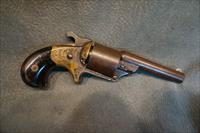 Moore's Patent Firearms S.A.Belt Revolver Antique