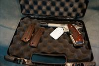 Kimber Super Carry Custom 45ACP W/Laser grips